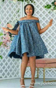 Latest Ankara Dress Styles - Loud In Naija African Dresses For Kids, Ankara Dress Styles, Latest African Fashion Dresses, African Dresses For Women, African Print Dresses, African Print Fashion, African Attire, Kitenge, African Print Dress Designs
