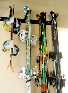 1000 Images About Sports Equipment Storage On Pinterest