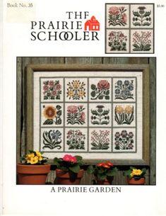 prairie schooler prairie garden book 35 - Google Search