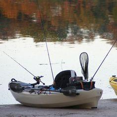 Kayak fishing 101 #Fishing101