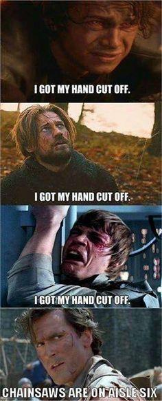 Oh Ash!