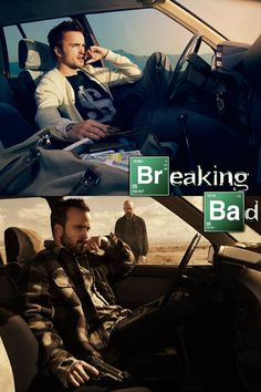 Breaking Bad: Jesse Pinkman in car