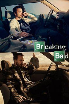 Breaking Bad: Jesse Pinkman in car