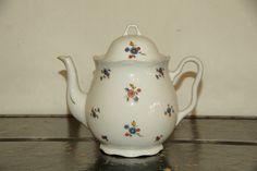 Maier Czechoslovakia Dainty Floral Teapot