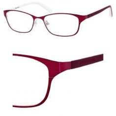 1b556253d4 Juicy Couture Juicy 109 satin-red-white 0JFM Eyeglasses 51  JuicyCouture  Juicy Couture