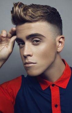 Men's Modern Skin Fade Haircut