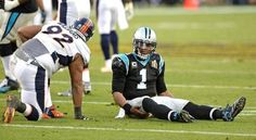 The Denver Broncos' defensive scheme in Super Bowl 50 left Carolina Panthers quarterback Cam Newton (1) fallen and frustrated. The Panthers vow to be more prepared for Thursday's rematch in Denver.
