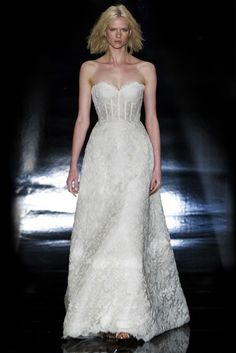 Reem Acra - Bridal Collection - Look 7 – Adriana
