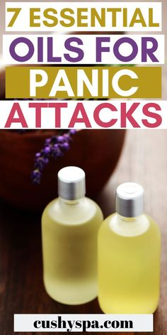 7 Best Essential Oils for Panic Attacks If you suffer from anxiety and extreme stress, use these essential oils to calm down. These essential oils are great for panic attacks, mental stress and other mental health issues. Essential Oils For Anxiety, Homemade Essential Oils, Best Essential Oils, Young Living Essential Oils, Essential Oil Blends, Natural Cold Remedies, Cold Home Remedies, Natural Remedies For Anxiety, Calming Oils
