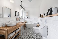 Design your home: Płytki marokańskie do kuchni, łazienki, holu