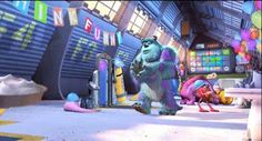 monsters inc. scenes - Google Search
