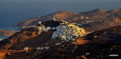 Serifos Island (Chora) Greece, via Flickr.