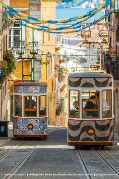 Bica Funicular | Lisboa | Portugal | 2013 Website | Instagram