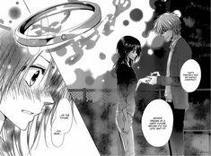 Day 12: Who had the best wedding? ||| Usui x Misaki (Kaichou wa Maid-sama!)