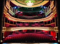 Dublin's Gaiety Theatre - location where the Lassiter Brothers headlined.