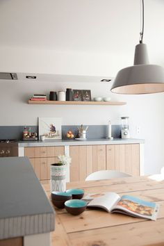 kitchen styling.