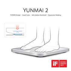 YUNMAI 2 has won an iF DESIGN AWARD 2017