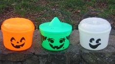 McDonald's Halloween Buckets