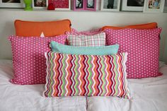 I love this colour scheme. So bright and cheerful IMG_1947 by Tipsy tessie, via Flickr