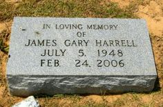 James Gary Harrell