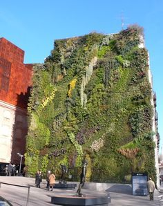 CaixaForum Madrid by Herzog & de Meuron in Madrid, Spain 02