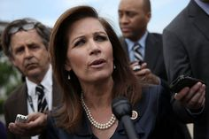Michele Bachmann Wants To Convert Jews to Christianity ASAP Find More at: http://ift.tt/1MFJ4Uq