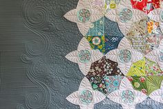 Quilting A Meadow Quilt
