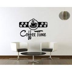 Coffee Time - ★ Stickere Decorative ★ Tabouri Canvas ★ Home and Deco Canvas Home, Coffee Time, Home Decor, Decoration Home, Room Decor, Coffee Break, Interior Decorating