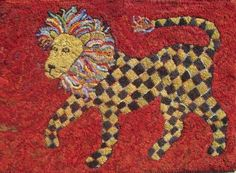 Napoleon - Off the Hook Wool Rugs