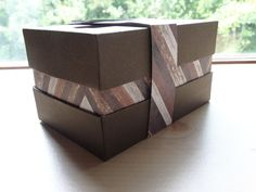 Hey everyone, how's it going? Hope you're all doing well. I have a quick post for you today featuring a box that I made for Father's Day a while back. Typically, I tend to us…