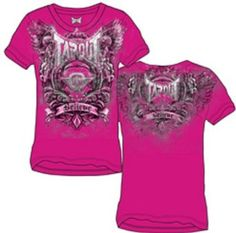 TapouT Juniors Engraved Short Sleeve Tee $22.00