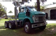 1969 Ford NT 950