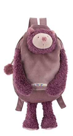 Cat Backpack from Les Zazous #671101 #magicforesttoys #moulinroty