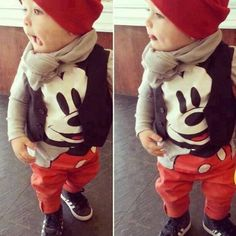 boy or girl, u want this outfit