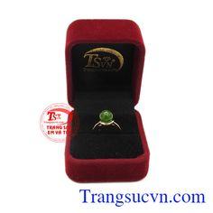 Nhẫn Nữ Vàng Jadeite - Nhẫn Nữ Đá Quý - TRANG SỨC VÀNG - Công Ty Trang Sức Em Và Tôi -Trangsucvn.com Vietnam Costume