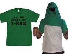 t rex t shirt - Buscar con Google