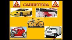 Medios De Transporte Para Niños. Means of Transportation for Children(Ca...