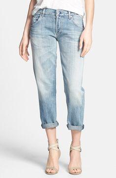 the perfect weekend boyfriend jeans