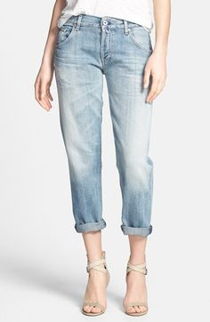 Citizens of Humanity 'Premium Vintage - Skyler' Boyfriend Crop Jeans (Archive) available at #Nordstrom