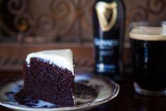 Chocolate Guinness Cake on Simply Recipes