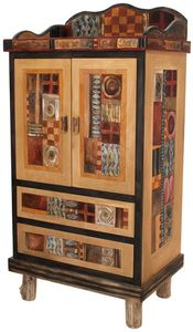 Small Sticks Cabinet - perfect for jewelry storage.