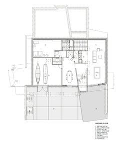 Gallery - Berkshire Pond House / David Jay Weiner - 19