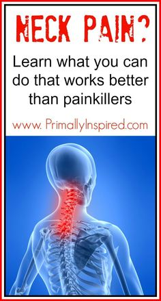 Got Neck Pain Study Says Chiropractic Care and Simple Home Exercises Work Better Than Painkillers