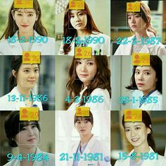 Mana PLOT story medical kdrama yg paling kamu suka? 1. #parkshinhye (doctors 2016) 2. #kangsora (doctor stranger 2014) 3. #hanhyojo (world 2016) 4. #moonchaewon (good doctor 2013) 5. #parkminyoung (team slip dr jin 2012) 6. #hwangjungeum (kill me hell me 2015) 7. #goohyesun (blood 2015) 8. #songhyekyo (descendant ofsun 2016) 9. #songjihoo (emergency couple 2014)  Just kiding for how old them Karena menurut saya dominan usia selesai pendidikan profesi dokter sekitar 25-26th.  Setelah saya…