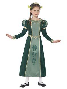 Shrek Princess Fiona Costume | Chasing Fireflies
