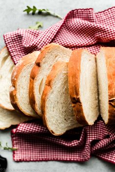 Learn how to make simple sandwich bread that rises extra tall with a buttery sof. Bread Recipe Video, Best Bread Recipe, Homemade Sandwich, Sandwich Bread Recipes, Cinnamon Swirl Bread, Easy Thanksgiving Recipes, Sallys Baking Addiction, How To Make Sandwich, Deserts