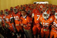 Dabo & the Clemson Tigers
