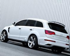 Audi Q7 Quattro 3.0 Diesel S-Line By A. Kahn Design