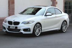 BMW 2-Series Coupe by Kelleners Sport