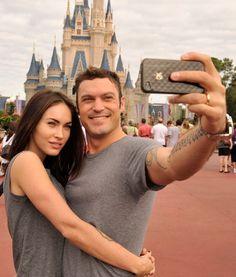 Celebs take on Disney World